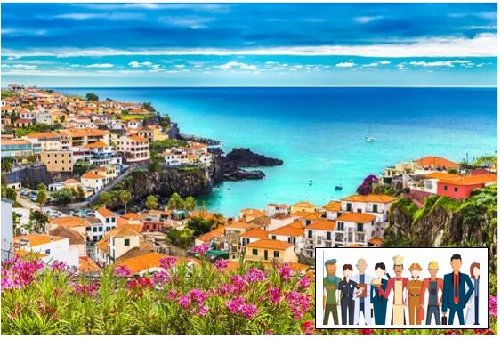 مهاجرت به پرتغال از طریق کار
